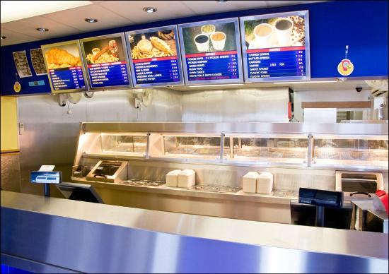 French S Fish And Chip Shop Wells Next The Sea