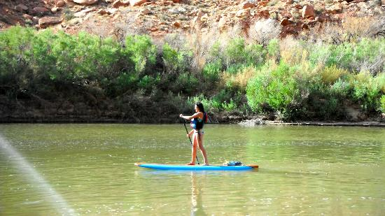 Paddle Moab - Day Tours