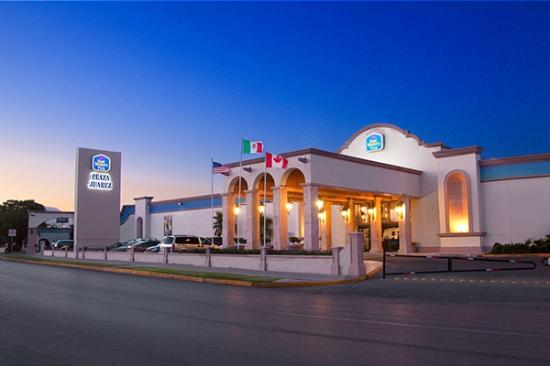 BEST WESTERN PLUS Plaza Juarez
