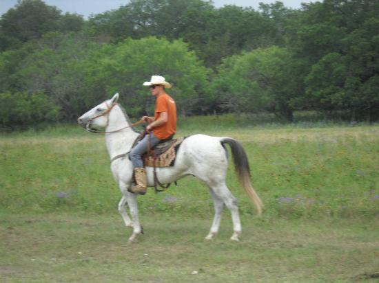 Mayan Dude Ranch: Nice ride in the country
