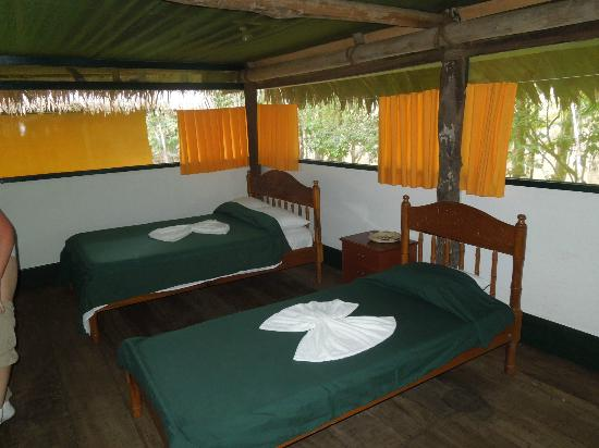 Amazon Yarapa River Lodge: Comfortable and close to the jungle