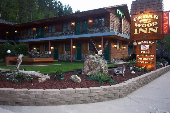 Photo of Cedar Wood Inn Deadwood