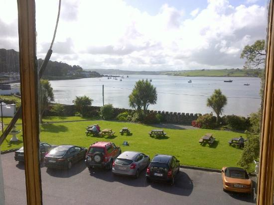 Courtmacsherry Hotel: View from Room