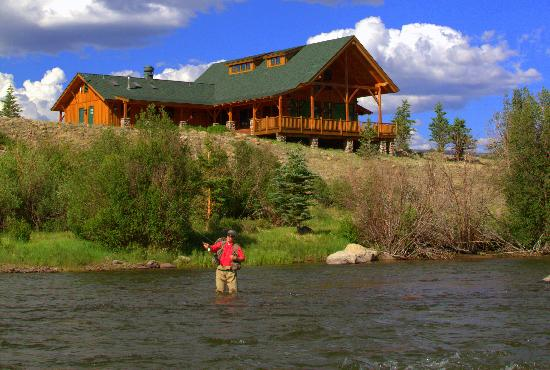great colorado fly fishing lodge review of broadacres