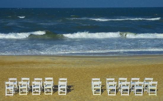 Sanderling Resort: Perfect location for a Beach Wedding