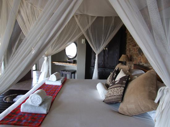 Leopard Mountain Game Lodge: Leopard Mountain rooms