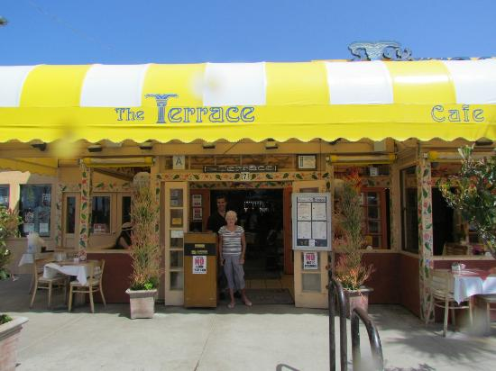The terrace venice beach ca picture of terrace cafe for The terrace restaurant