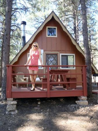 Arizona Mountain Inn: Cute cabin