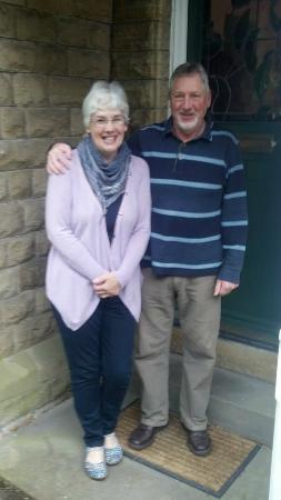 Southmead Guest House: Ruth & George