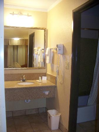 Comfort Inn: Wash Area