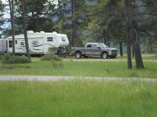 Photo of Tunnel Mountain Village II Campground Banff