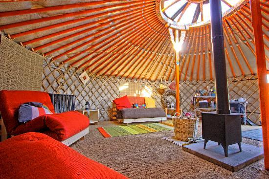 West Wood Yurts
