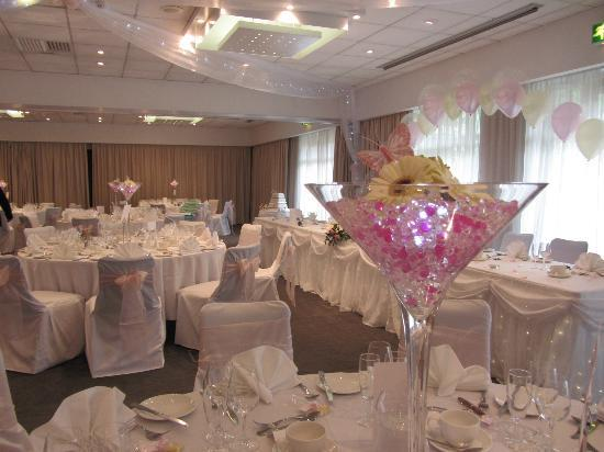 Novotel Manchester West: Wedding Reception