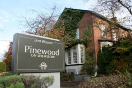 ‪BEST WESTERN PLUS Pinewood on Wilmslow‬