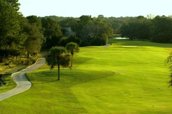 Sea Palms Golf & Tennis Resort: Golf Course