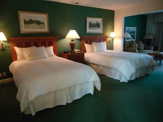 Sea Palms Golf & Tennis Resort: Deluxe Guest Room