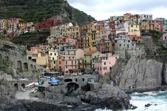 Hotel Marina Piccola: Lovely Manarola