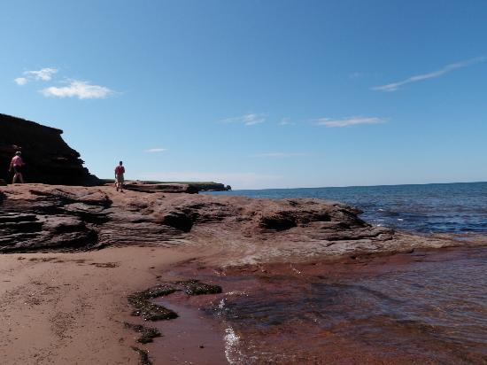 Cavendish Beach Cottages: Cavendish Beach