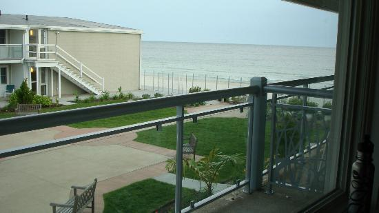 Sea Crest Beach Hotel: View from Yankee Girl Building, Room 329