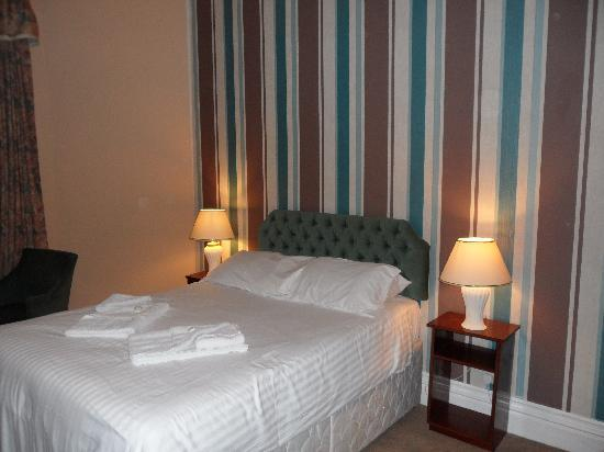 Royal Station Hotel: double room