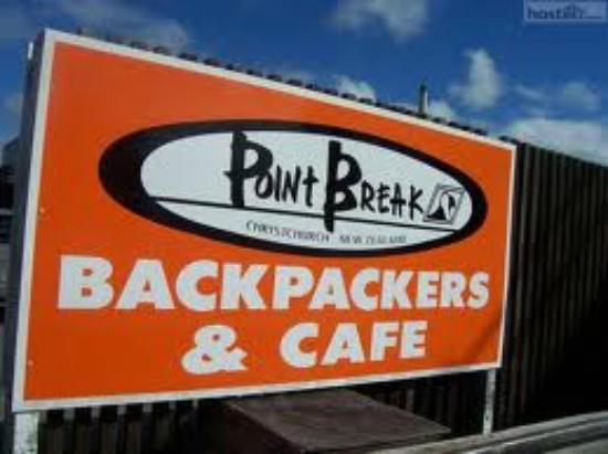 Point Break Backpackers