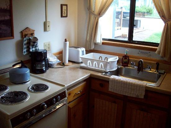 Colorado Cottages: Our kitchen