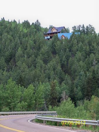 Stonehaven Inn Bed & Breakfast: Pearched on the foothills of Pikes Peak