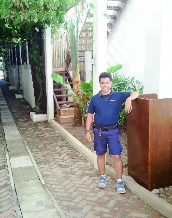 7Stones Boracay Suites: Safe with Security