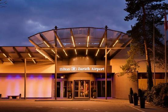 Hilton Zurich Airport
