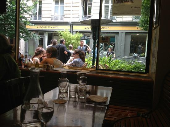 Plat du jour picture of la chaise au plafond paris for A la petite chaise paris