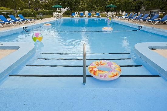 Ocean Park Inn : Large Outdoor Pool