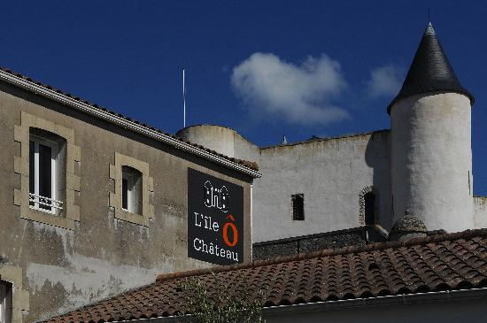 Hotel L'ile o Chateau