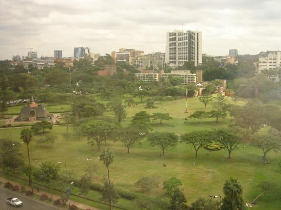 LAICO Regency Hotel: View of the Park from room