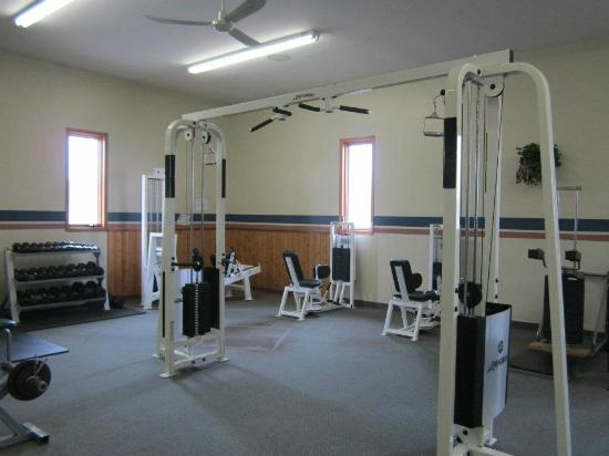 Red Pine Inn & Conference Centre: Fitness Centre