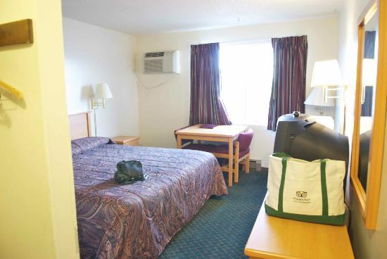 Econo Lodge Prineville: Room