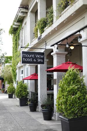 Photo of Mount View Hotel & Spa Calistoga
