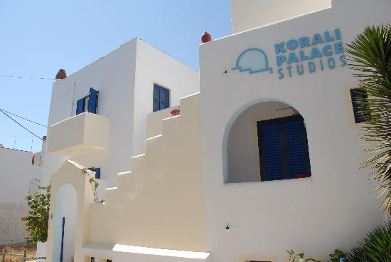 Photo of Korali Palace Naxos