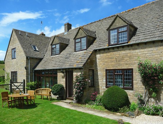 Corsham Field Farmhouse