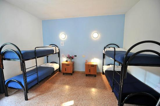 OstellOlinda: 4 bed dorm