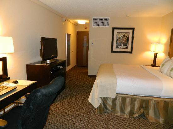 Holiday Inn Little Rock / Airport / Conference Center: Room from the other side...