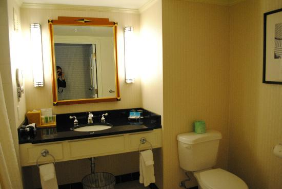 The Orchard Hotel : Bagno