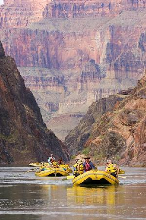 Outdoors Unlimited Grand Canyon Rafting