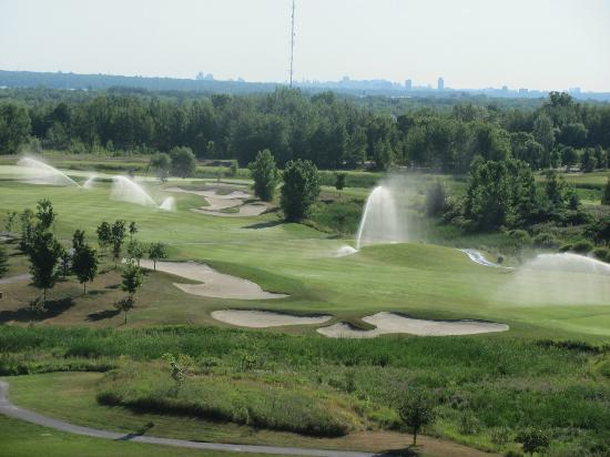 Early Morning Watering Marshes Golf Picture Of Brookstreet Hotel Ottawa Tripadvisor