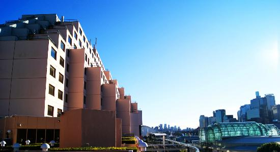 Novotel Sydney on Darling Harbour Faade