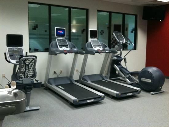 Homewood Suites by Hilton Anchorage: Fitness Room