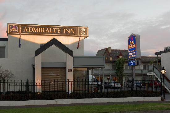 ‪BEST WESTERN Admiralty Motor Inn‬