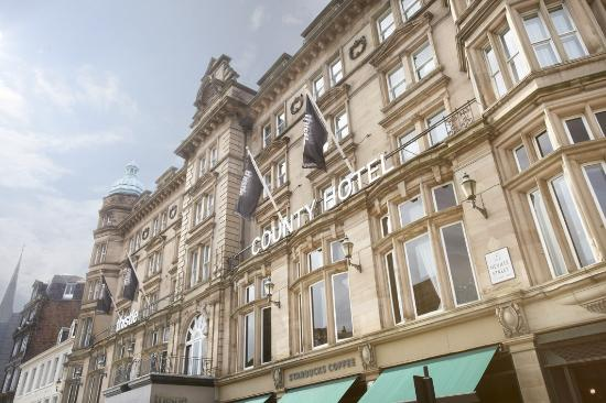 Photo of County Hotel, Newcastle Newcastle upon Tyne