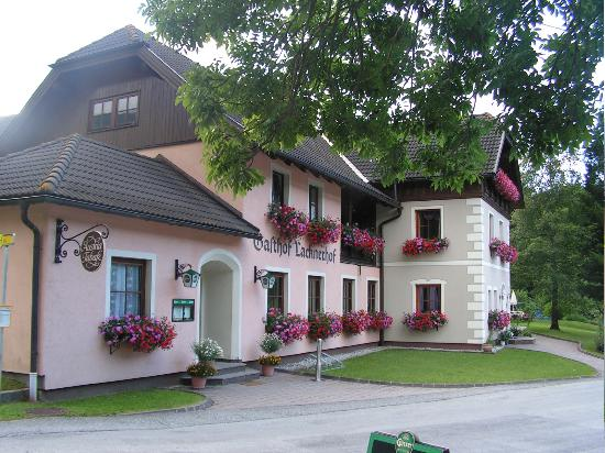 Mariapfarr, Austria: Landhotel Lacknerhof