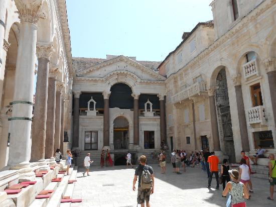 Photos of Diocletian's Palace, Split