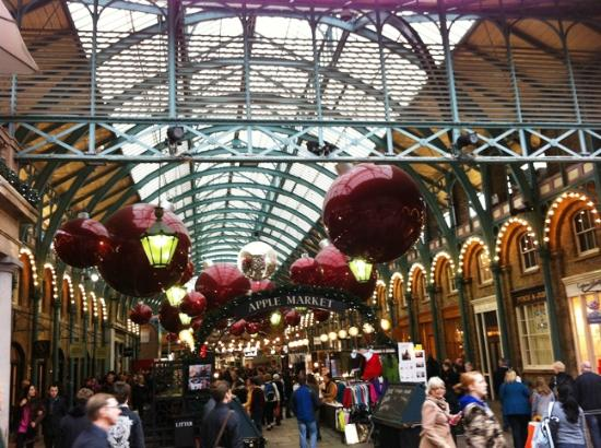 Photos of Covent Garden, London